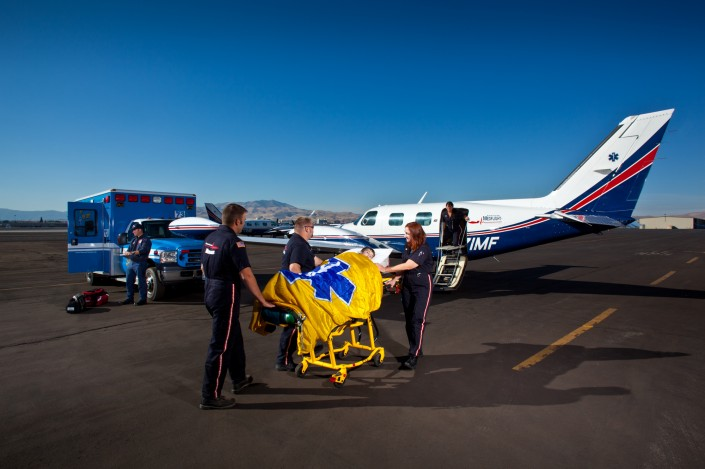 digiman-studio-american-med-flight-medical-ambulance-air-transport-airport-reno-international-advertising