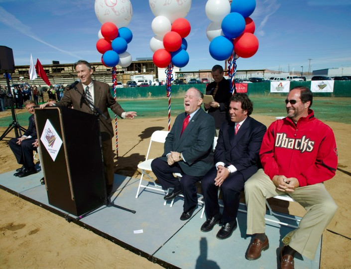 groundbreaking-aces-baseball-stadium-reno-nevada-diamondbacks-arizona-editorial