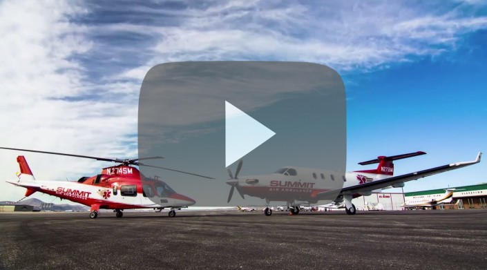 Summit-Air-Ambulance-Helicoptor-Elko-Nevada-Emergency-Montana-Western-United-States-Video-Airport